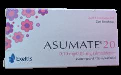 Asumate 20 - Verhüten mit Pille Dessau-Roßlau
